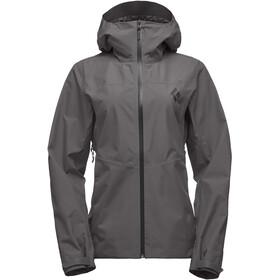 Black Diamond Liquid Point Shell Jacket Women slate